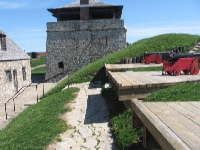 The North Redoubt